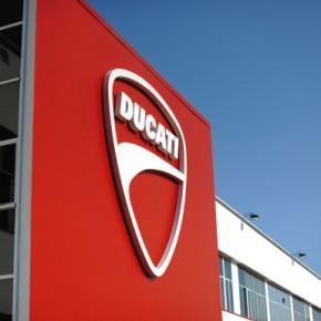 Ducati, il Corriere va fuori strada