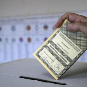 Cala il sipario sul teatrino elettorale