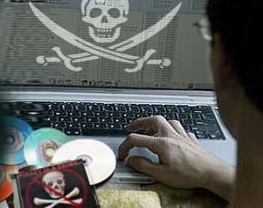 Sulla cultura l'abbraccio mortale della pirateria