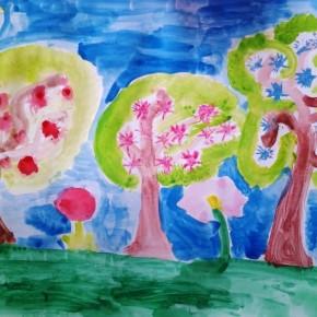 Disegnami un albero. Una storia del nostro tempo