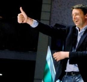 Vince Renzi, obbligati a sperare